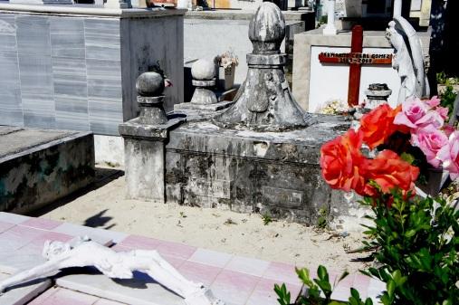 Pirate Mundaca's grave
