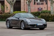 Porche 911 - similar to the one Carlos Mendoza owns