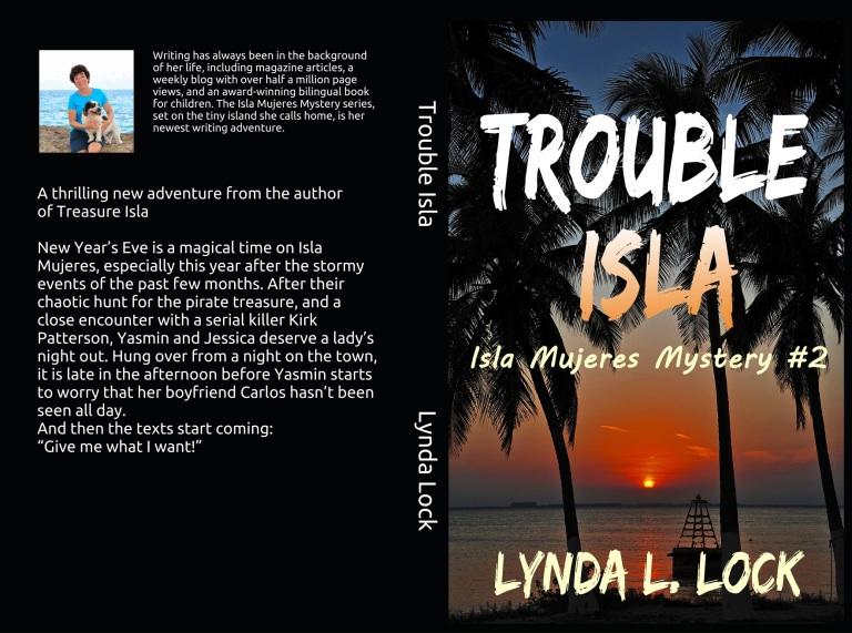 amazon cover paperback trouble isla - small file
