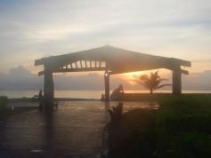 Sunrise Punta Sur, Isla
