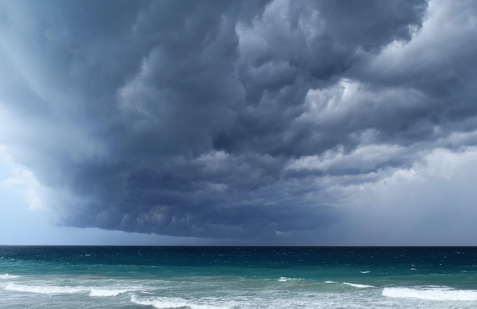 hurricane headed towards Isla Mujeres